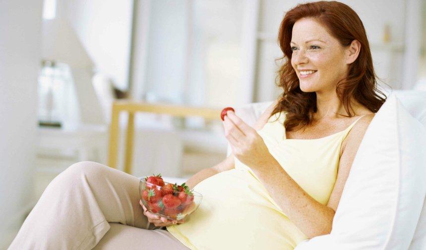 Как повысить иммунитет беременной женщине